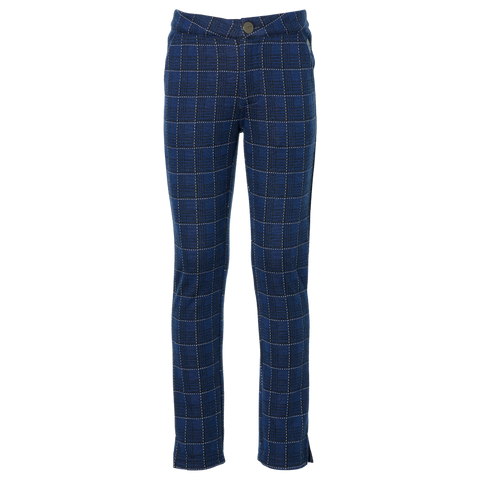 Kimmy pants | Dark Blue Check