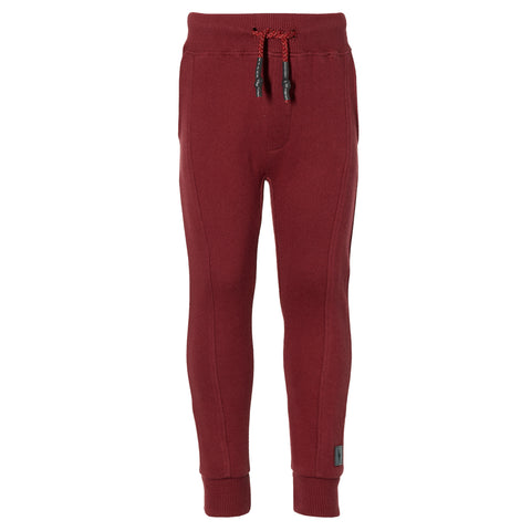 Luuk sweatpants | Winter Red