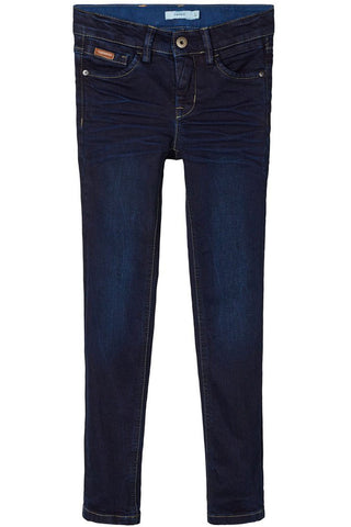 Theo dnm Blues xslim jeans | Dark Blue Denim