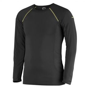 Thermo shirt longsleeve | Black