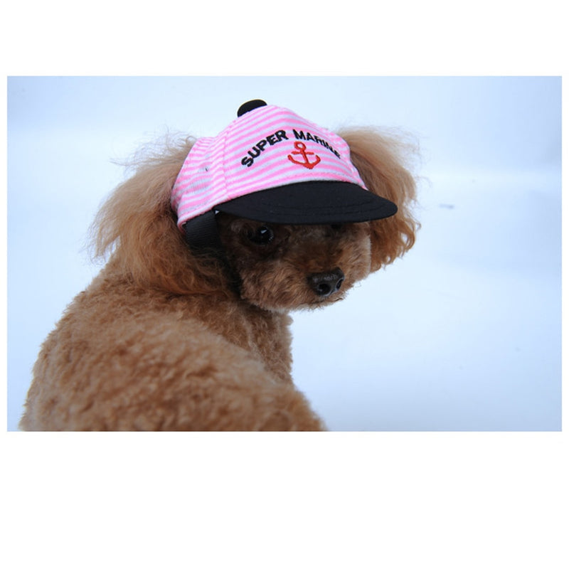 Cartoon Dog Baseball Cap