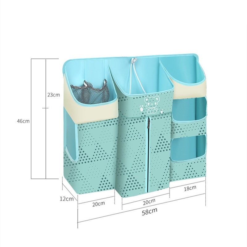 Big Capacity Hanging Organizer