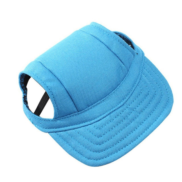 Pet Dog Caps Small Puppy Pets Summer Print Dog Baseball Cap Dog Baseball Visor Hat Outdoor Accessories for Small Dogs