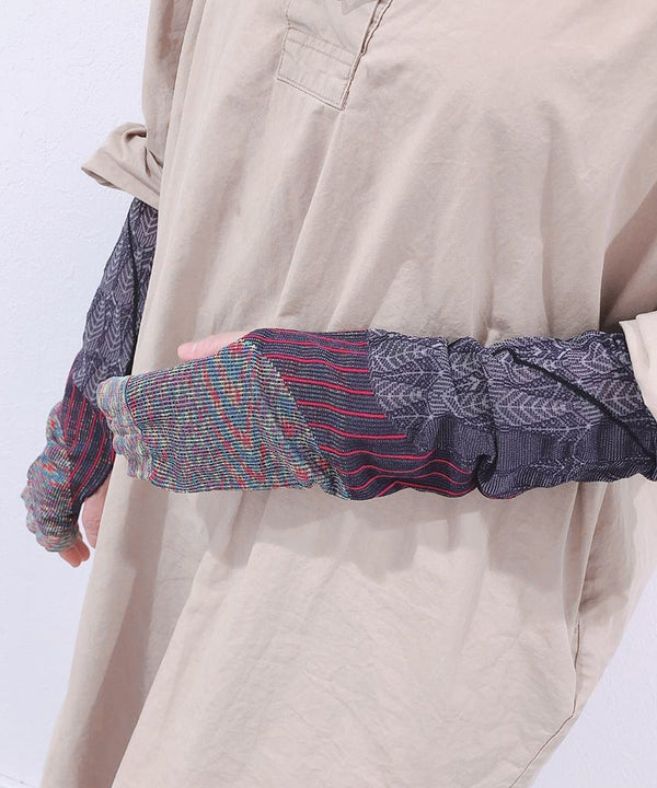 【Arm cover】Marblecolor  sporty  Arm cover    NR023Y-48