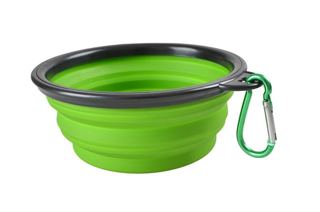Collapsible Dog Bowl - 1000ml