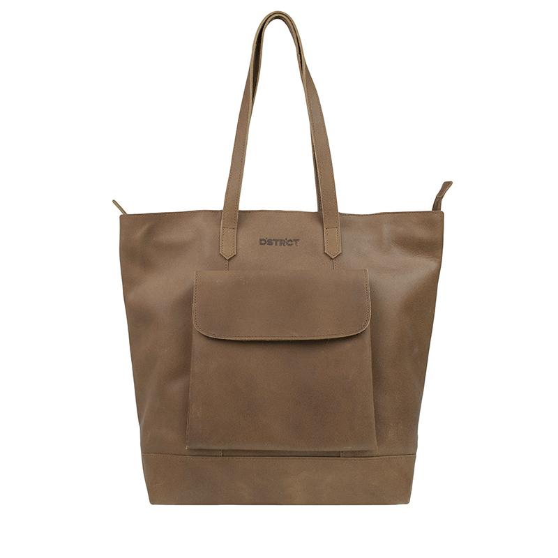 DSTRCT RIVER SIDE SHOPPER XL COGNAC 011130.20
