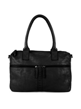 Afbeelding in Gallery-weergave laden, DSTRCT HARRINGTON ROAD LAPTOPBAG BLACK 354330.10