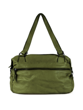 Afbeelding in Gallery-weergave laden, DSTRCT HARRINGTON ROAD HANDBAG GREEN 354530.80