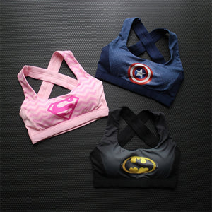 Marvel Series Sports Bra