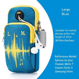 6 Inches Running Bag