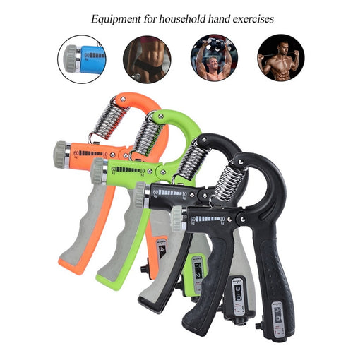 R-Shape Hand Grip Tool