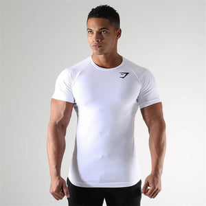 Male Summer Sports Shirt
