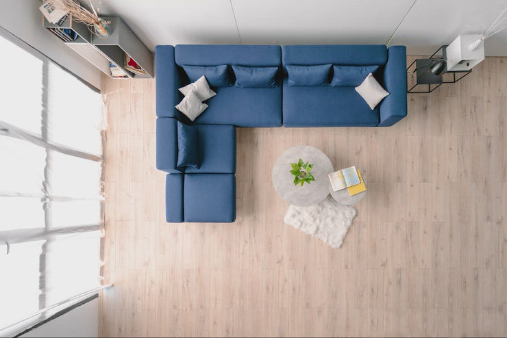 Modulares Sofa Jenny mit Schlaffunktion