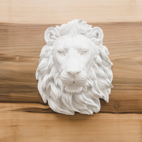 Lion of Judah Wall Mount
