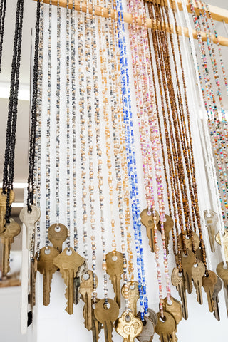 Beauty In It All | Vintage Key Necklace