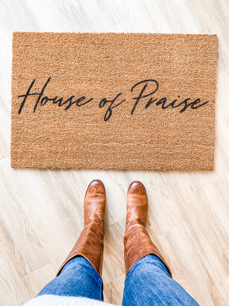Doormat | House of Praise