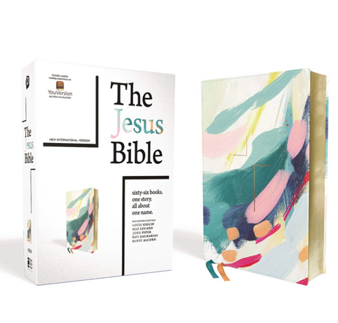 The Jesus Bible | Comfort Print NIV