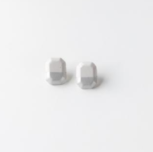 Dipped Concrete Earrings