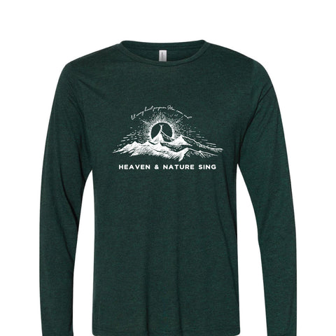 Heaven & Nature Sing Shirt