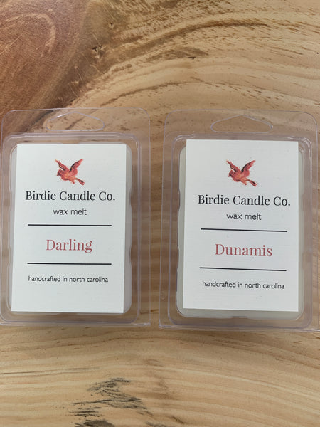 Birdie Candle Wax Melts