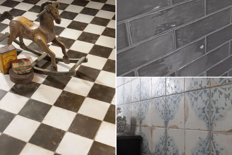 Rustic Finishes - 2016 Trends