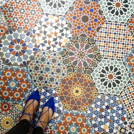 Have This Thing With Tiles - 1