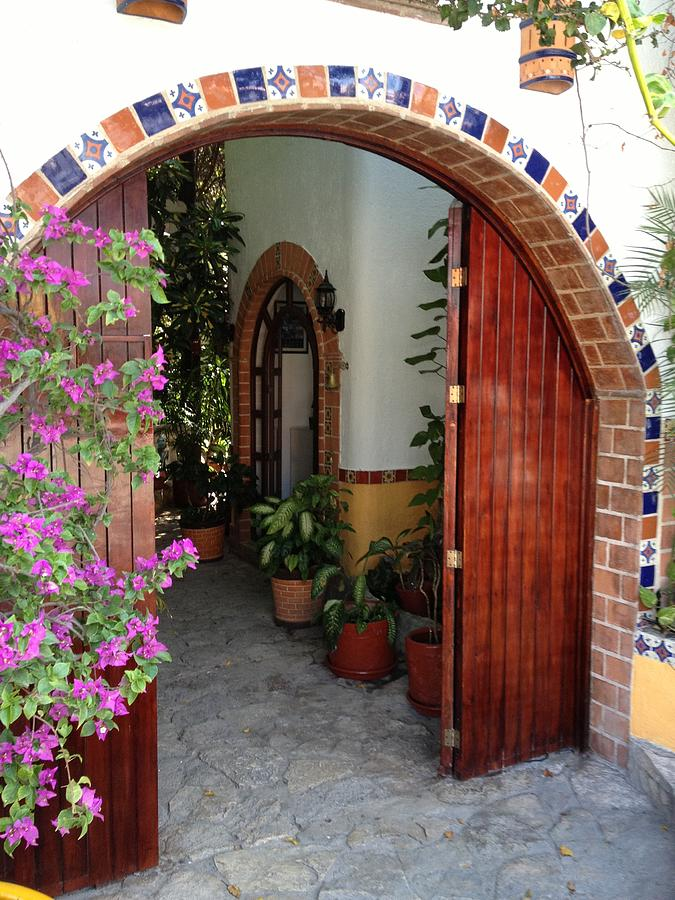 Mexican Arch