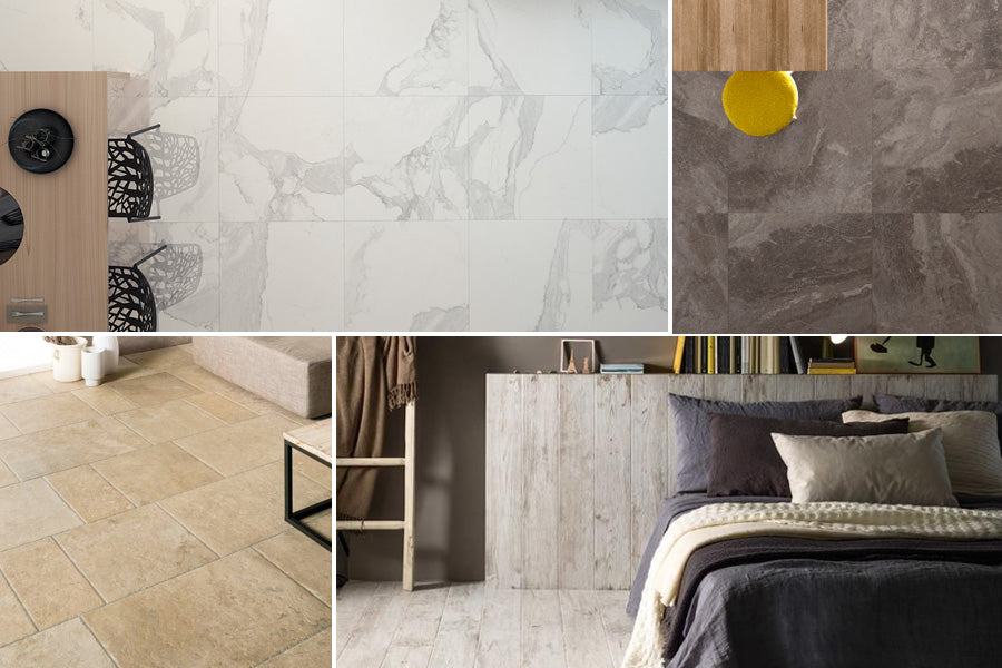 Different Styles Of Porcelain Tile