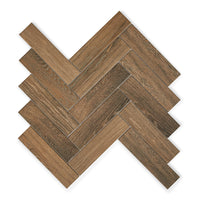 Herringbone Brown
