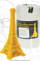 Eiffel Tower Candle Mould