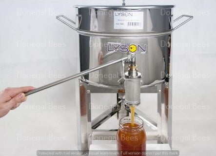 Honey Bottling Valve