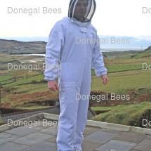 Child's Beekeeping Overall Suit