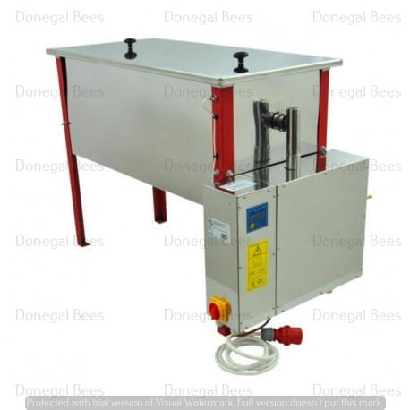 Uncapping Table & Wax Melter 1500mm