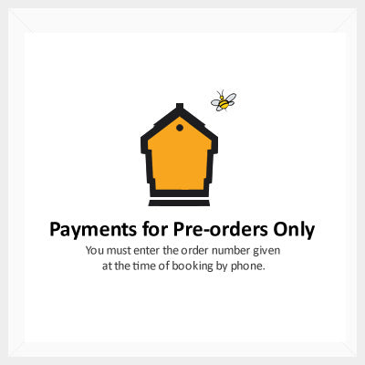 Payments for Pre-orders