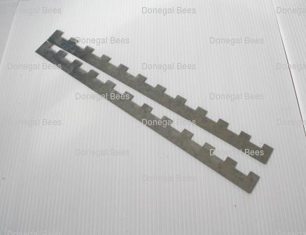 National 10-slot Castellated Spacers (10 Pairs )