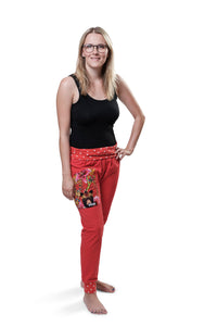 "Yogahose ""The red Bear"" // Limited Edition"