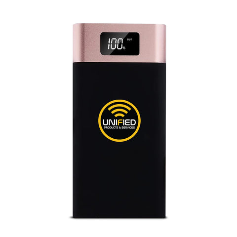 UNIFIED Power Bank Rosegold