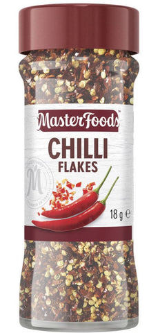 MasterFoods Hot Chilli Flakes 18g