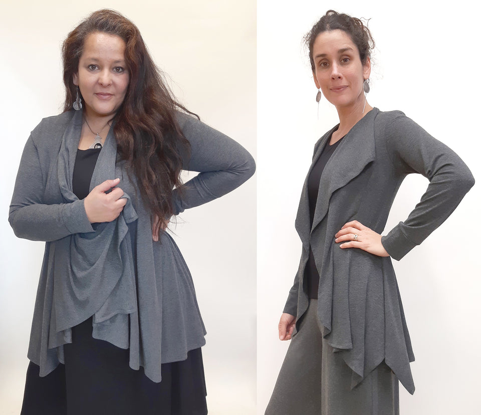 Sustainable Fashion for Women in Bamboo, Hemp, Linen, Merino Wool by Brenda Laine Designs