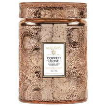 Japonica Collection Large Glass Jar Candle