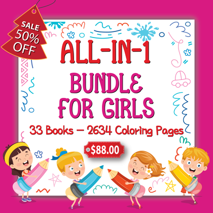 All-in-1 Bundle For Girls - AmberForrest