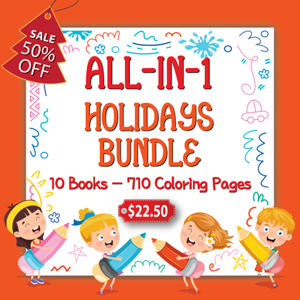 All-in-1 Holidays Bundle - AmberForrest
