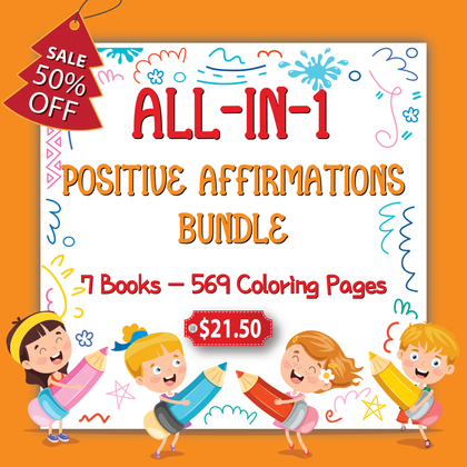 All-in-1 Positive Affirmations Bundle - AmberForrest