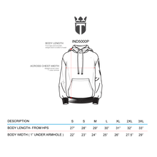 Load image into Gallery viewer, Pastel Chenille Patch Black Hoodie
