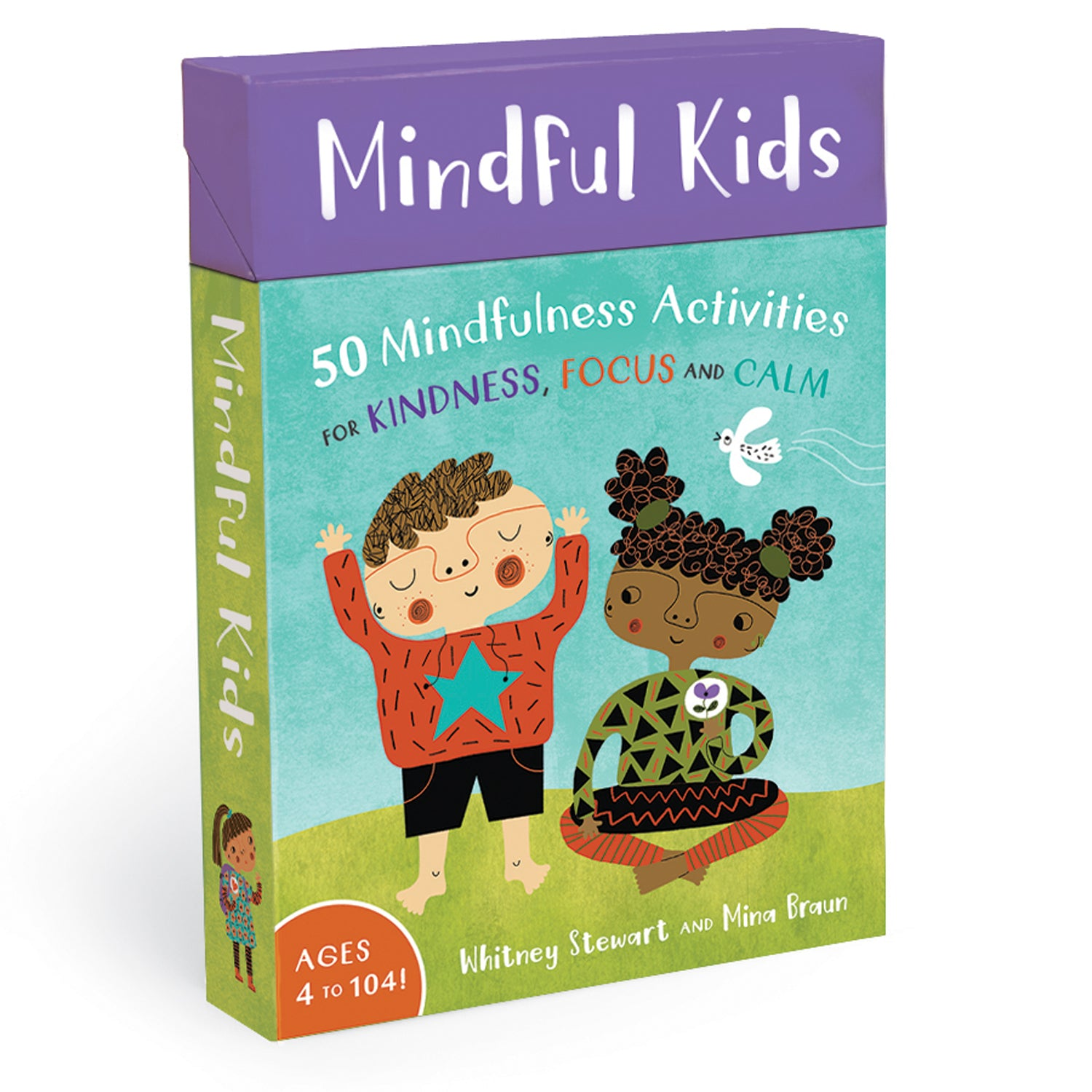 Mindful Kids Activity Cards - Kiddren