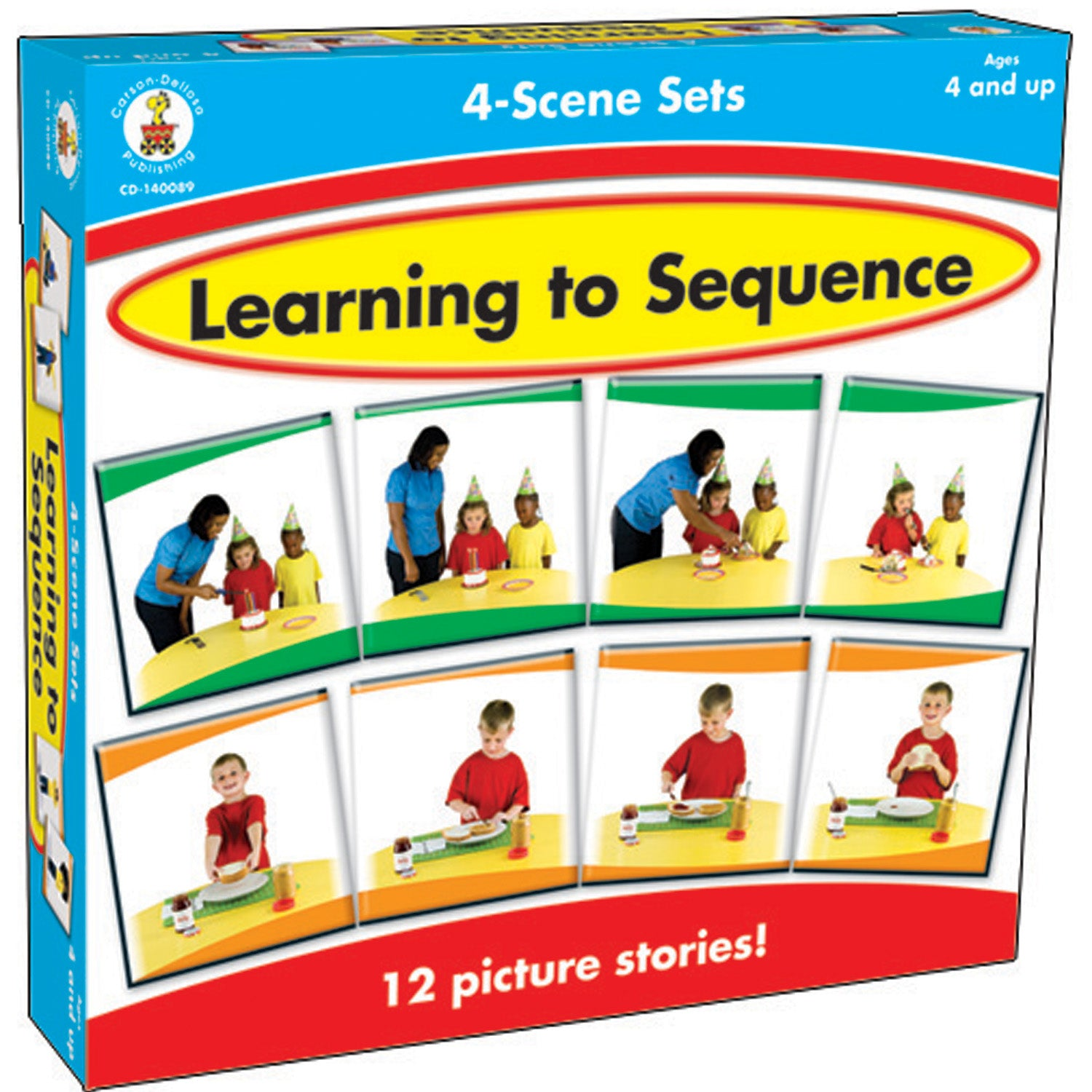 Learning To Sequence 4 Scene - Kiddren
