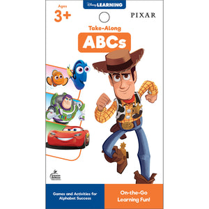 Pixar Abcs My Take-along Tablet - Kiddren