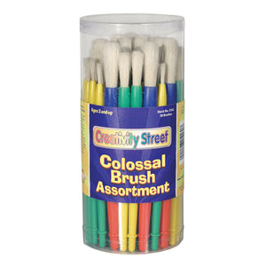 Colossal Brush Preschool 58-set Assortment - Kiddren