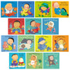 Songs And Rhymes Collection Set 2 - 14 Baby Board Books - Kiddren