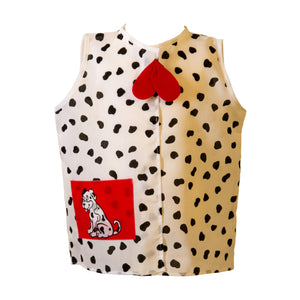 Animal Toddler Set Cat Dog Cow Horse & Chicken Dress Ups - Kiddren